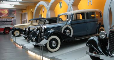Newsbild Horch-Museum Zwickau shows special exhibition